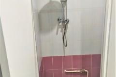душ на первом этаже
