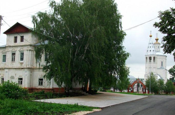 Краеведческий музей Венёва